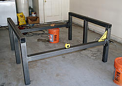 Building A Combo Plasma Router Table Weld Jpg