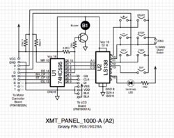 Spindle speed control for SX3...