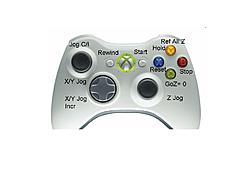 Xbox controller install on Mach3