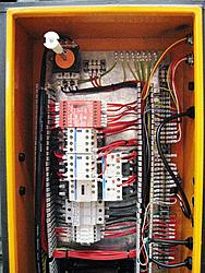 King Rich KRV-2000 Knee Mill CNC Conversion-power-box-025small-jpg