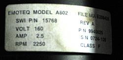 King Rich KRV-2000 Knee Mill CNC Conversion-emoteq-motor-a802-specsmall-jpg