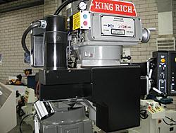 King Rich KRV-2000 Knee Mill CNC Conversion-motor-spec-004small-jpg