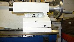 Cam lock Tail stock for 7x12-redbull-bigdog-cj0618-7x12-mini-late-tail