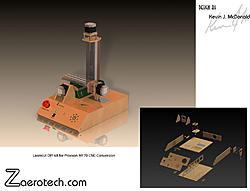 cnc conversion kit for the proxxon mf70 mill. Black Bedroom Furniture Sets. Home Design Ideas