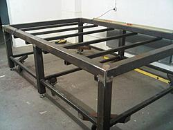 how to build a plasma cutter table