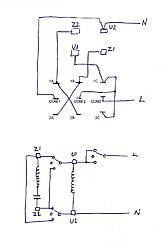 single phase motor forward reverse wiring diagram single single phase ac motor forward reverse wiring diagram wiring diagram on single phase motor forward reverse