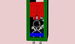 Joe's CNC Model 2006-gantry-vert01-jpg