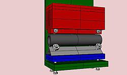 Joe's CNC Model 2006-gantry-vert03-jpg