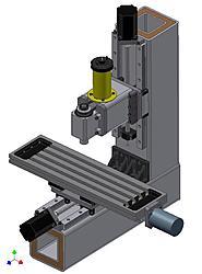 Build Thread Zachs Homebrew Cnc Mill