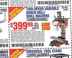 attachment Harbor Freight Mini Mill Wiring Diagram on