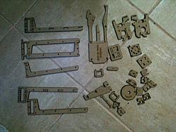 Vamos construir uma Impressora 3D Brasileira? Ultimaker BR-foto-3-jpg