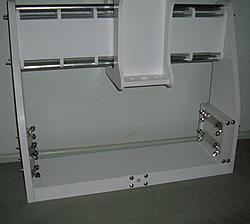 Joe's CNC Model 2006-x-axis-bearings-installed-jpg