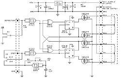 Manual control of stepper motor