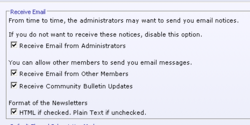 """How do I stop receiving """"News Letters"""" from the site?-email-png"""