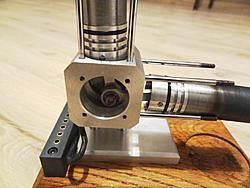 Stirling engine pressurized and water-cooled-moteur-pressuris-assemblage-009-jpg