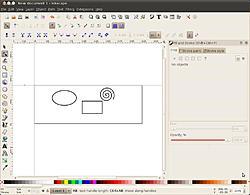 Free Tux Plot v2 2 for vinyl cutters, engravers, pen plotters etc