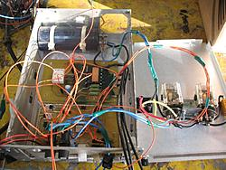 Homemade Variable Frequency Drive (works)