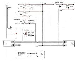 basic g540 e-stop - page 4 on e stop symbol drawing, block diagram,  wiring
