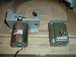 Raiding photocopiers for steppers-2-motors-jpg