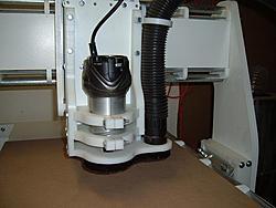 Joe's CNC Model 2006-dust-skirt-installed-jpg