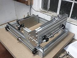 New Machine Build My First T Slot Cnc Router