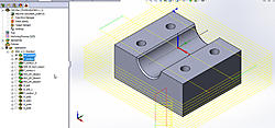 Sinumerik 828D  postprocessor Mill  Solidcam-snap-jpg