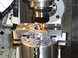 Hafco Metal Master HM-52 CNC Conversion-milling-backlash-nut-mount-jpg