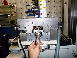 Hafco Metal Master HM-52 CNC Conversion-mount-held-position-jpg