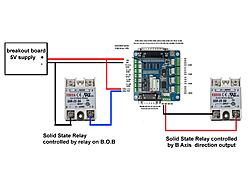 Wiring the SSR SOLID STATE RELAY