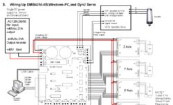 need help wiring a hsd spindle delta vfd s1 using mach3 and need help wiring a hsd spindle delta vfd s1 using mach3 and dmm dmb4250