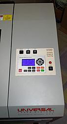 Rebuild log Universal Laser Systems 25PS-control_panel-jpg