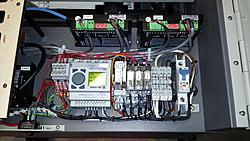 Rebuild log Universal Laser Systems 25PS-controls-jpg
