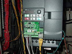 Build Thread Replacing old Fanuc AC Spindle Drive with Delta VFD-E