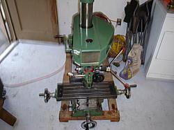 Enco Mill Identification