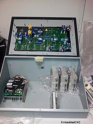 Denford NovaTurn Servo retrofit AMD Gizmosphere iBOB2 PCIe x1-control-panel-inside-jpg