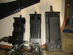 AC servo conversion on CNC Patriot VFD machine-1-jpg