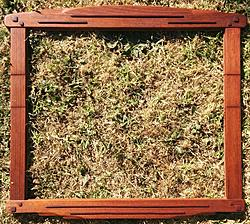 Arts and Crafts/Art Nouveau Leadlight Window Frame (+ Greene and Green Styled Frame)-crap-jpg