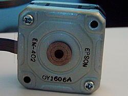 Epson stepper motor datasheet.