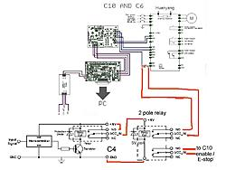 help - wiring c10, charge pump, and spindle control cnc machine wiring diagram
