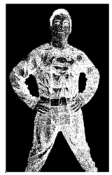 Having problems with engraving - May need a new laser-superman-black-white-png