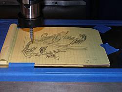 Yamazen CNC knee mill-roadrunner-jpg