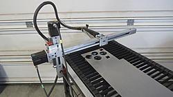 Mini Cnc Plasma Table Using The Eastwood Plasma Table For