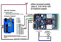 CNC TB6550 Board Arduino UNO Board Estlcam - Page 3