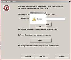 Just In BobCAD CAM V30 Demo File 2D Milling / Simulation