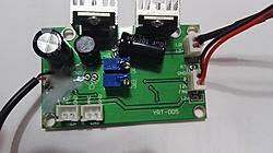 Need Help! 2.5w laser wiring on
