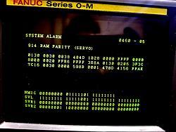 FANUC DOWN AGAIN. 914 RAM Parity Servo OM-B-914-ram-parity-jpg