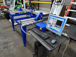 New Product New Low Cost Diy 4x4 Cnc Plasma Table By