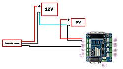 Proximity Sensor Wiring Issue? Help needed.