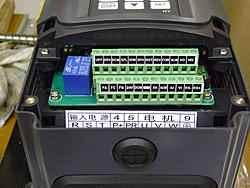 VFD interface to other equipment.-huanyangterm-jpg