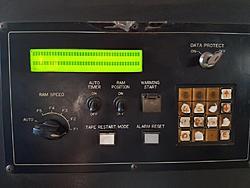 Need Help: AMADA Vipros 357 Error 2010 Press Motor Off